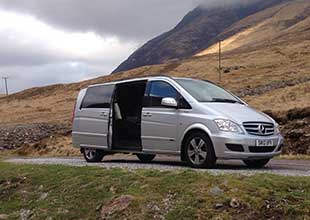 Mercedes at Glencoe