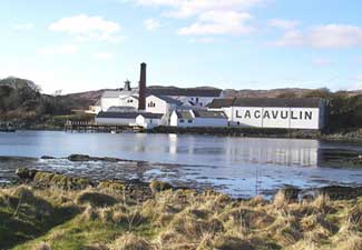 Lagavulin from Dunyvaig